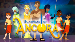 Summer Holiday Bible Club: Guardians of Ancora @ St Lawrence Church | Lechlade-on-Thames | United Kingdom