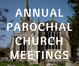 Annual Parochial Church Meetings @ St Lawrence Church | England | United Kingdom