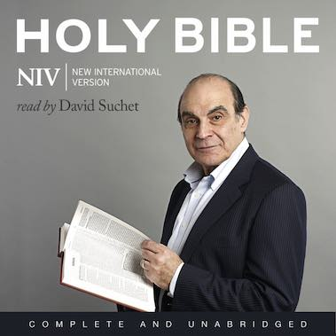 Holy Bible read by David Suchet